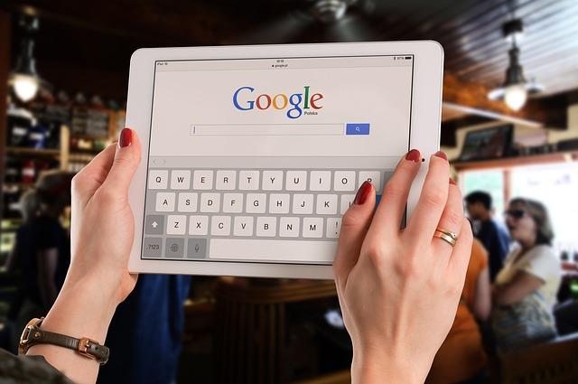 Pozycja strony internetowej w wynikach wyszukiwania