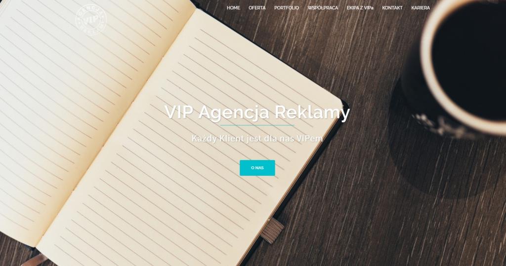 Agencja reklamy VIP