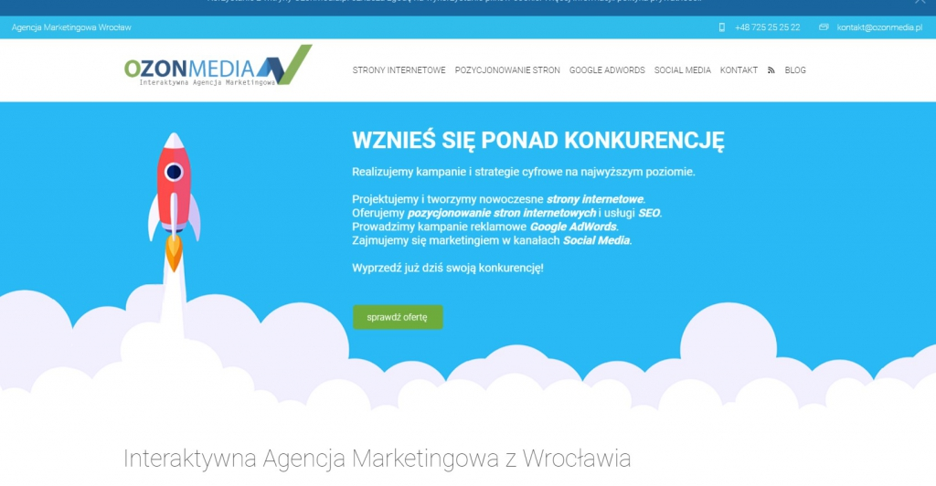 OzonMedia Agencja marketingowa